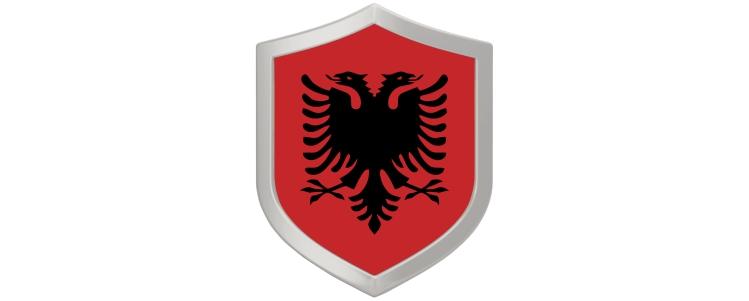 Albanien-Kategoriebanner