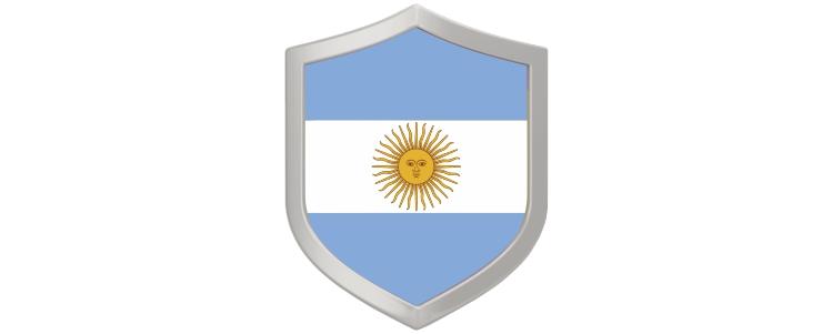 Argentinien-Kategoriebanner