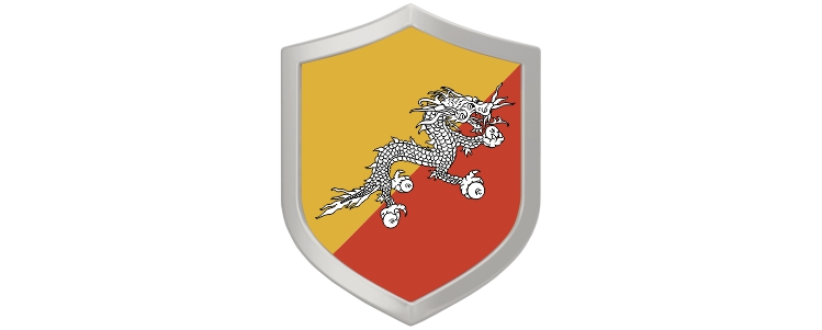 Bhutan-Kategoriebanner