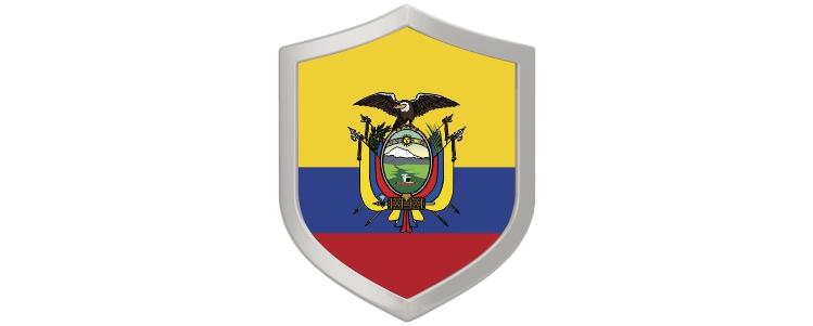 Ecuador-Kategoriebanner