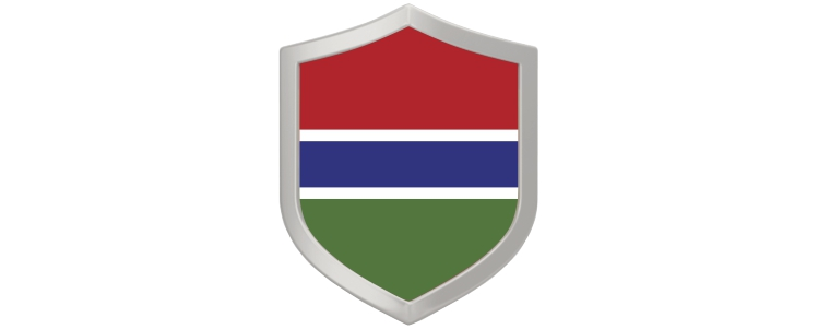 Gambia-Kategoriebanner