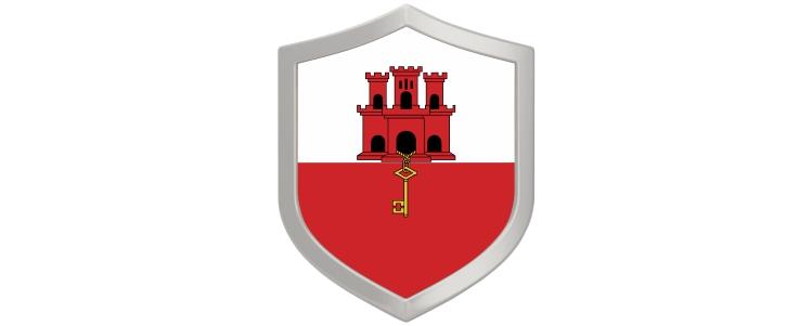 Gibraltar-Kategoriebanner
