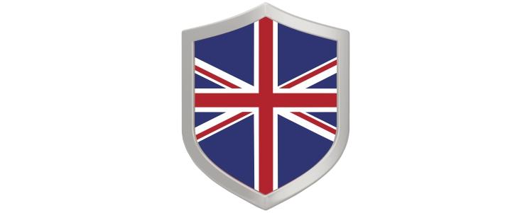 Großbritannien-Kategorienbanner