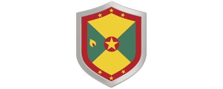 Grenada-Kategoriebanner