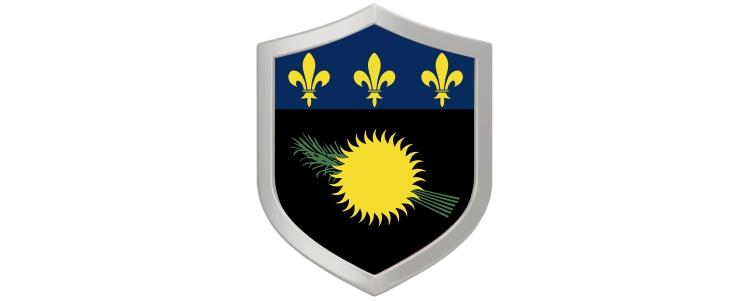 Guadeloupe-Kategoriebanner