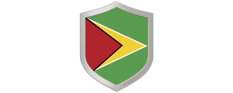 Guyana-Kategoriebanner