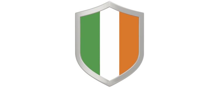 Irland-Kategoriebanner