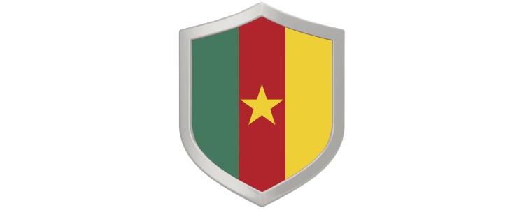 Kamerun-Kategoriebanner