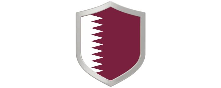 Katar-Kategoriebanner