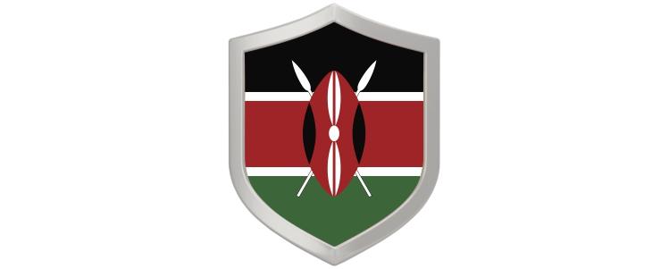 Kenia-Kategoriebanner