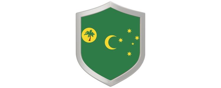 Kokosinseln-Kategoriebanner