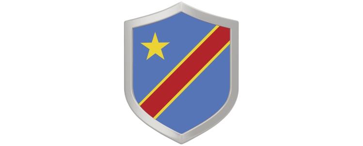 Kongo-Kategoriebanner