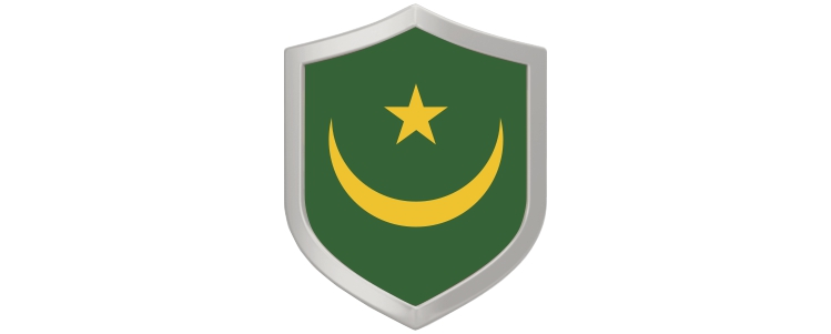 Mauretanien-Kategoriebanner