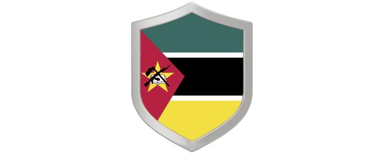 Mosambik-Kategoriebanner