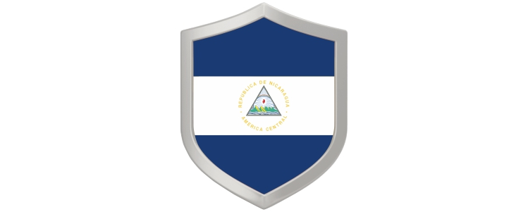 Nicaragua-Kategoriebanner