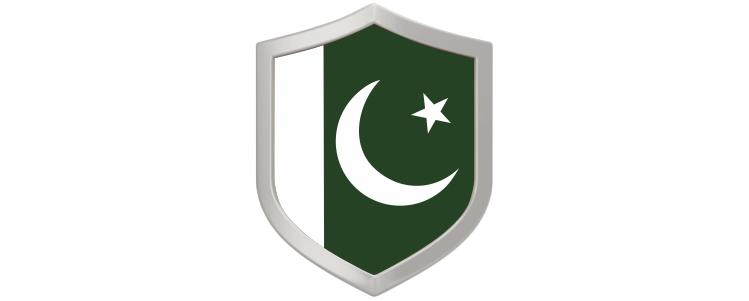 Pakistan-Kategoriebanner