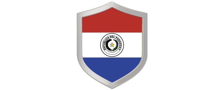 Paraguay-Kategoriebanner