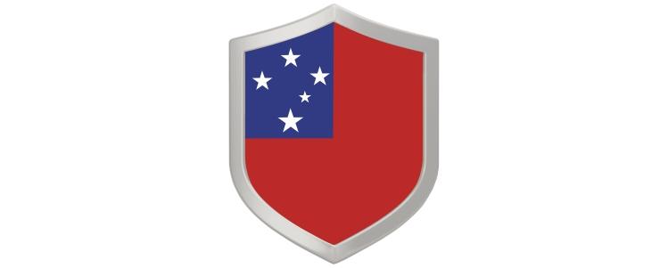 Samoa-Kategoriebanner