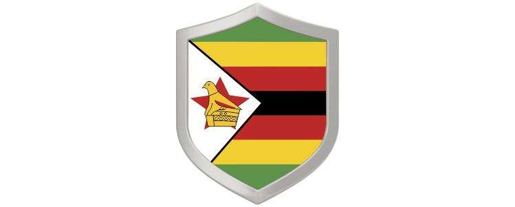 Simbabwe-Kategoriebanner