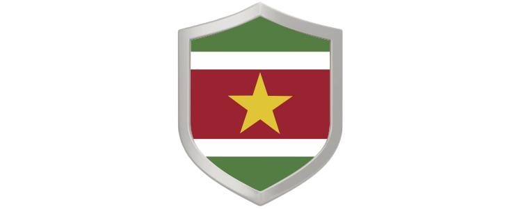 Suriname-Kategoriebanner