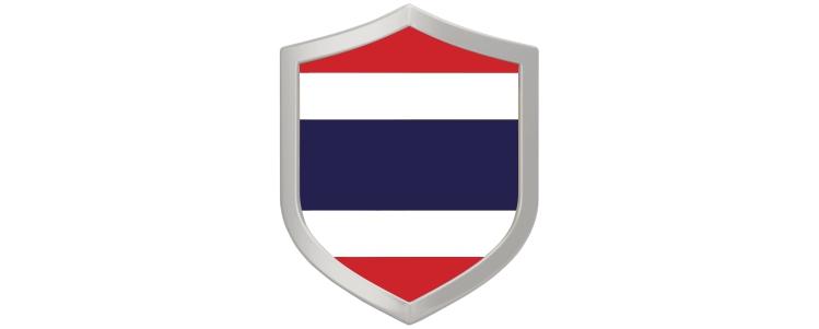 Thailand-Kategoriebanner