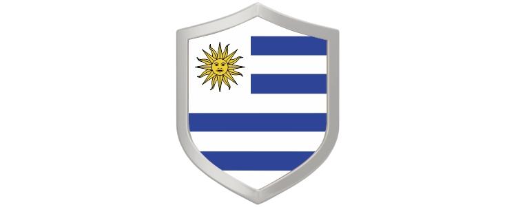 Uruguay-Kategoriebanner