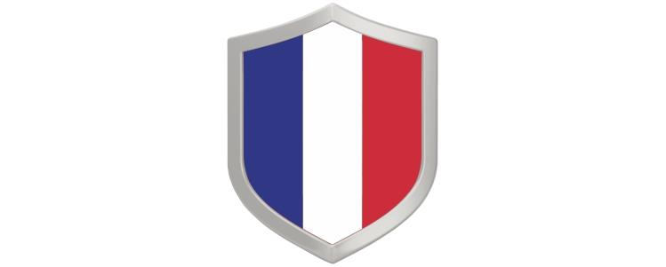 Frankreich-Kategoriebanner
