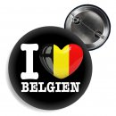 Button - I LOVE BELGIEN -