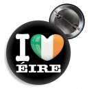 Button - I LOVE ÉIRE -