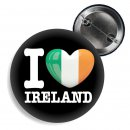 Button - I LOVE IERLAND -