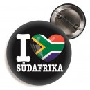 Button - I LOVE SÜDAFRIKA -