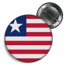 Button - LIBERIA - Fahne