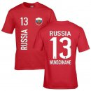 Kinder Fan-Shirt - RUSSIA -