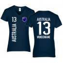 Damen Fan-Shirt - AUSTRALIA -