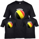 Kinder T-Shirt - BALL BELGIEN -
