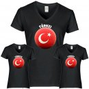Damen T-Shirt - BALL TÜRKEI -