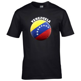 Kinder T-Shirt - BALL VENEZUELA -