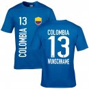 Herren Fan-Shirt - COLOMBIA -