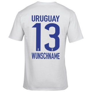 Kinder Fan-Shirt - URUGUAY -