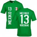Kinder Fan-Shirt - MEXIKO -