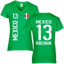 Damen Fan-Shirt - MEXICO -