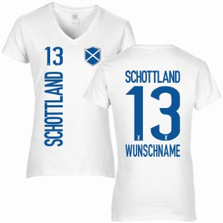 Damen Fan-Shirt - SCHOTTLAND -