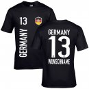 Kinder Fan-Shirt - GERMANY -