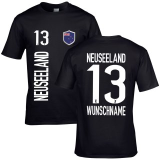 Kinder Fan-Shirt - NEUSEELAND -
