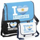 Messenger Bag - I LOVE ARGENTINIEN