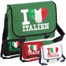 Messenger Bag - I LOVE ITALIEN