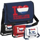 Messenger Bag - I LOVE NIEDERLANDE