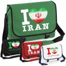 Messenger Bag - I LOVE IRAN