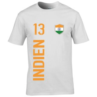 Kinder Fan-Shirt - INDIEN -