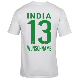 Kinder Fan-Shirt - INDIA -